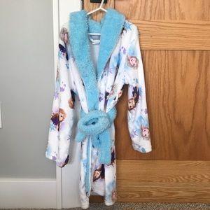 Girls Frozen II Robe